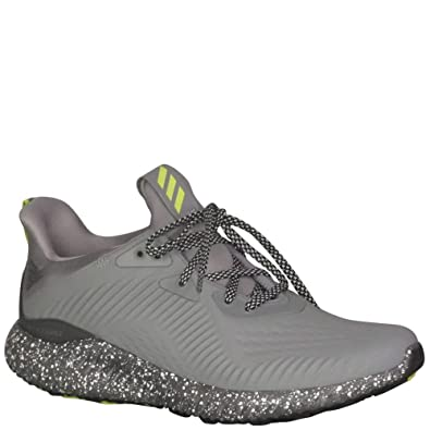 96095c679 Amazon.com  adidas Kids Boy s Alphabounce EM CTD J (Big Kid) Black Grey Yellow  5.5 M US Big Kid  Shoes