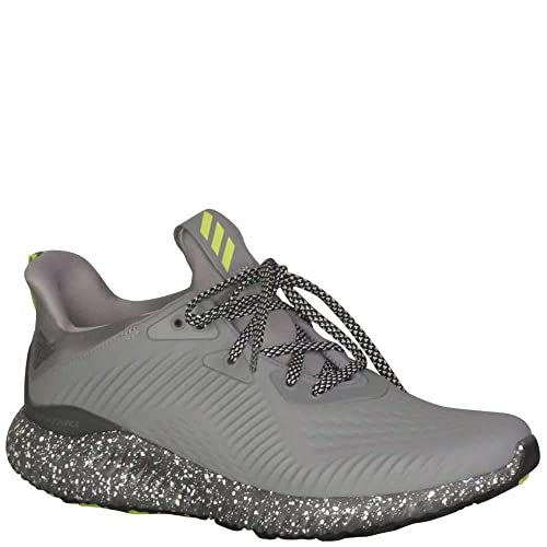 pretty nice 2da7a fe949 adidas Kids Boys Alphabounce Em CTD J (Big Kid) BlackGreyYellow