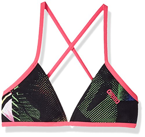 Feel Multicolored nbsp;– Per Triangle Rose Reggiseno Arena nbsp;formazione Bikini Athletinnen 1gFqf7w