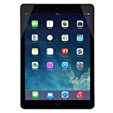 Apple iPad Air Retina Display Tablet 128GB, Wi-Fi, Space Gray (Certified Refurbished)