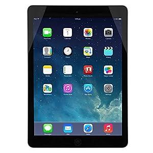 Apple iPad Air MD786LL/A – A1474 (32GB, Wi-Fi, Black with Space Gray) (Renewed)