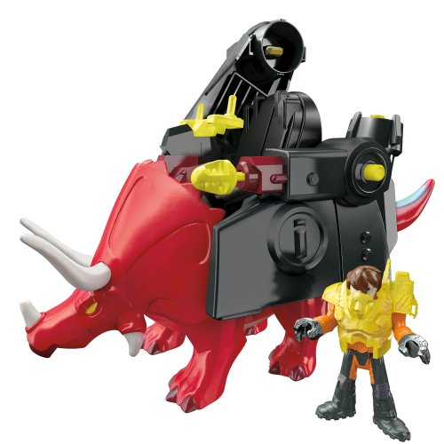 Fisher Price BFT44 Imaginext Dinosaurs Triceratops