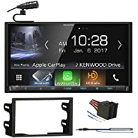 Kenwood DVD Bluetooth Receiver Android/Carplay/USB For 1998-99 Volkswagen Jetta