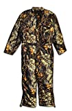 Mens Burly Camo Waterproof Breathable Insulated Coverall (CAMOFLAUGE 4X)