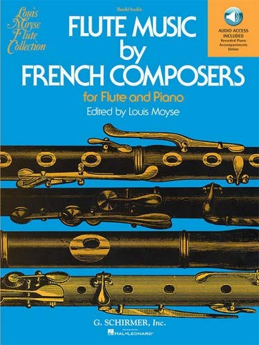 Flute Music French Composers - Hal Leonard Flute Music by French Composers - Audio Online