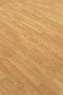 7mm Prestige Wood Laminate Flooring - Calvados Oak
