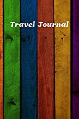 "This Trip Planner Itinerary and Travel Journal is suitable for everyone who like travel. Keep all your travel plans and memories in one place with this spacious logbook. If you would like to see a sample of the planner, click on the ""Look Ins..."