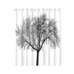 Tree 60inch by 72inch Polyester Single Design