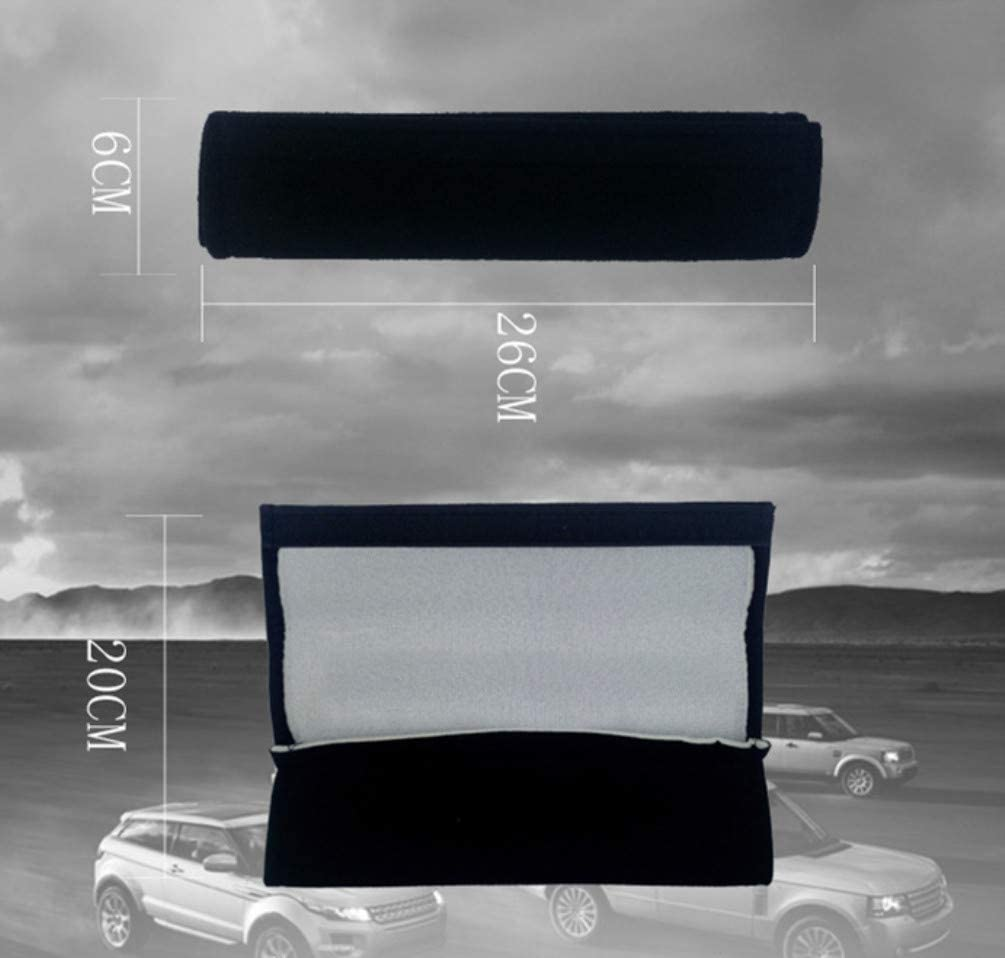 One Pair Car Seat-belt Shoulder Pads