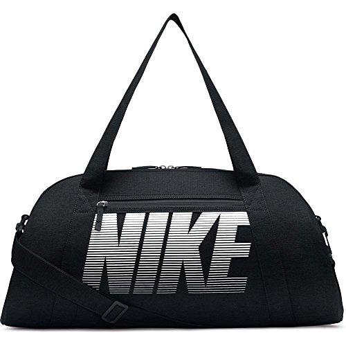 - Nike Womens Gym Club Bag Black/Black/White One Size