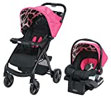 Graco Verb Travel System Stroller - Azalea