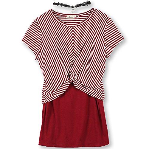 Necklace Top Shirt - 2