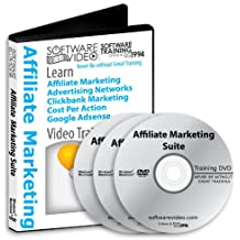 Software Video Learn AFFILIATE MARKETING Training DVD Sale 60% Off training video tutorials DVD Over 6 Hours of...