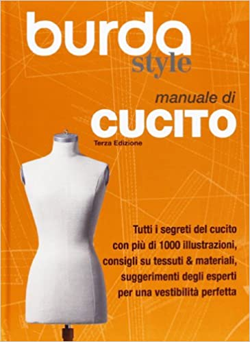 2e3bcacf05cc Amazon.it  Manuale di cucito. Burda style - - Libri