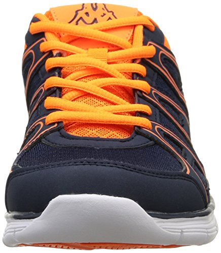 Uomo KappaUlaker Bleu Blue Orange Blu Corsa Navy da Scarpe fxxFUC