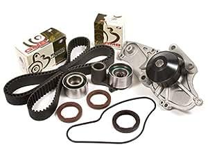 Evergreen TBK286WPT Acura CL TL MDX Honda Accord Odyssey J30A1 J32A J35A Timing Belt Kit Water Pump