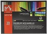 Caran D'ache Museum Aquarelle Pencil Sets Landscape Set of 20 Colours (3510.420 )