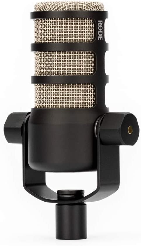 RØDE Microphones PodMic Dynamic Podcasting Microphone: Amazon.co.uk: Musical Instruments
