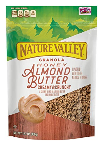 (Nature Valley Honey Almond Butter Granola, 12.7 oz)