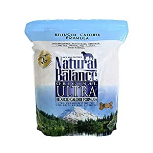 Natural Balance Original Ultra Reduced Calorie Formula Food, 5-Pound Bag
