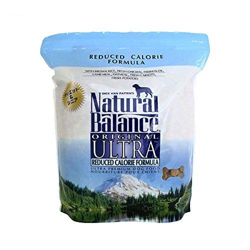 Natural Balance Original Ultra Reduced Calorie Formula Food, 5-Pound Bag