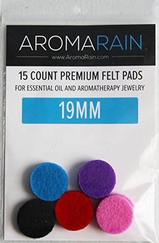 AromaRain 19mm Essential Replacement Pads