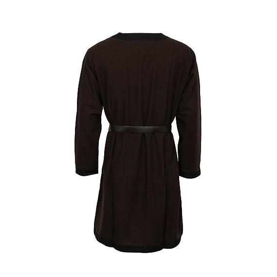 Nofonda Túnica Medieval para Hombre - Camisa de Vestir, Estilo ...