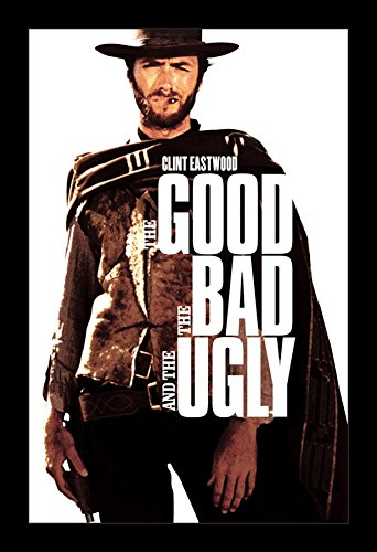 The Good, The Bad, and the Ugly - 11x17 Framed Movie Poster