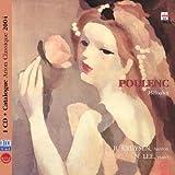 Poulenc Song Cycles: Le Travail Du Peintre / Chansons Gaillardes / Tel Jour Telle Nuit / Cinq Poe