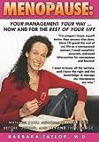 Menopause, Barbara Taylor, 143920795X