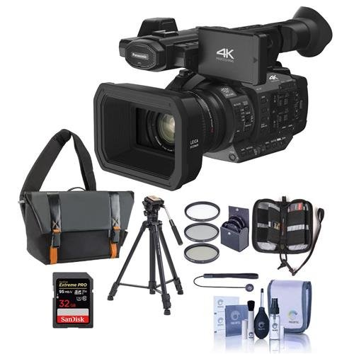 Panasonic HC-X1 4K Ultra HD Professional Camcorder with Leic