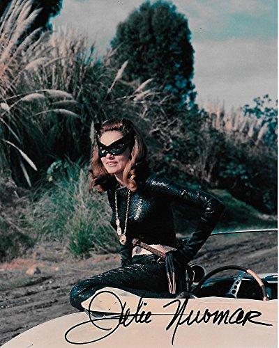 Signed Actress Original - Julie Newmar Catwoman Original Autographed 8x10 Photo