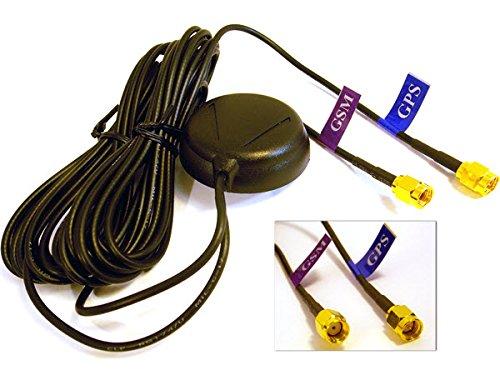 GPS+GSM (850/900/1800/1900/2100MHz) / 3dBi GSM, 28...