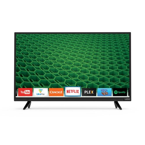 VIZIO D32f-E1 32-Inch 1080p LED Smart TV (2016 Model)