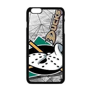 Anaheim Ducks Phone Case for iPhone plus 6 Case wangjiang maoyi