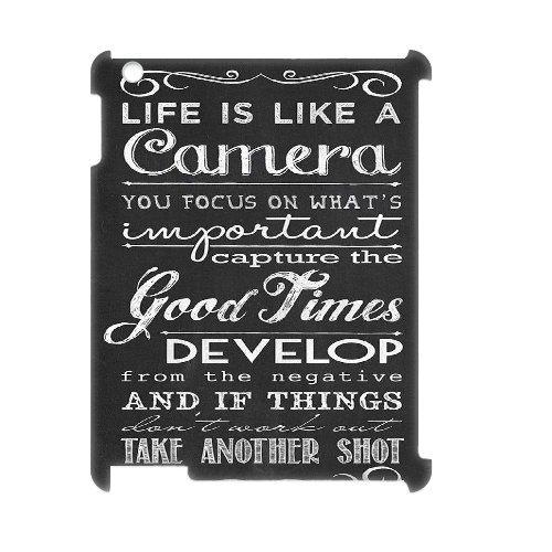 Amazoncom Brady Ipad 234 3d Casepersonalized Custom Life Quotes