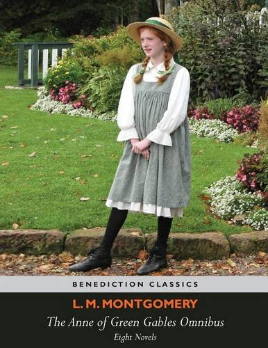 The Anne of Green Gables Omnibus. Eight Novels: Anne of Green Gables, Anne of Avonlea, Anne of the Island, Anne of Windy Poplars, Anne's House of Rainbow Valley, Rilla of Ingleside.