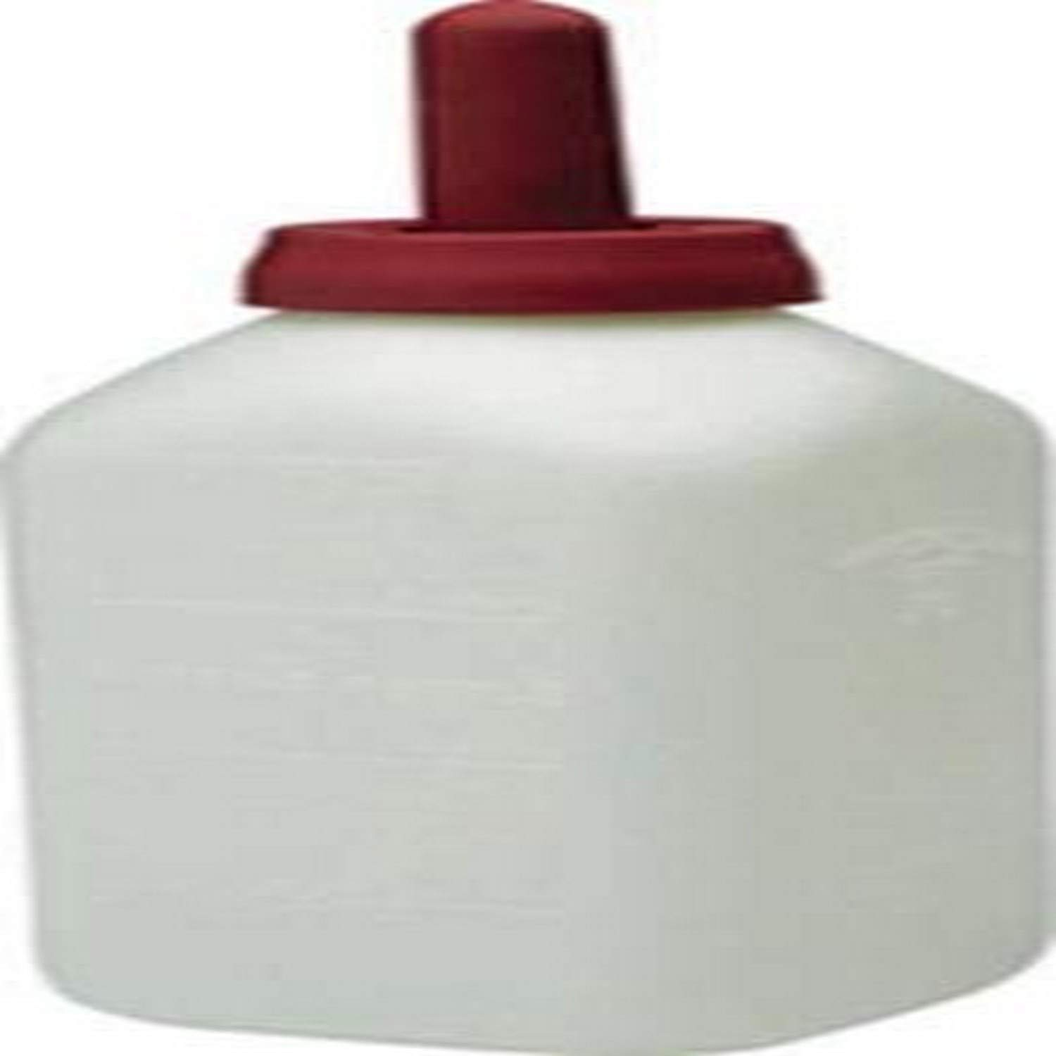 Calf Bottle /& Screw On Nipple Little Giant 2 Quart