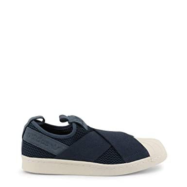 uk availability 6e86f def59 adidas Women's Superstar Slip on Bb2119 Trainers: Amazon.co ...
