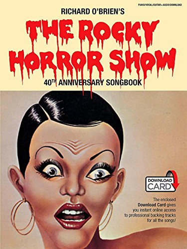 Music Sales The Rocky Horror Picture Show - 40th Anniversary Piano/Vocal Selections Book/Online Audio