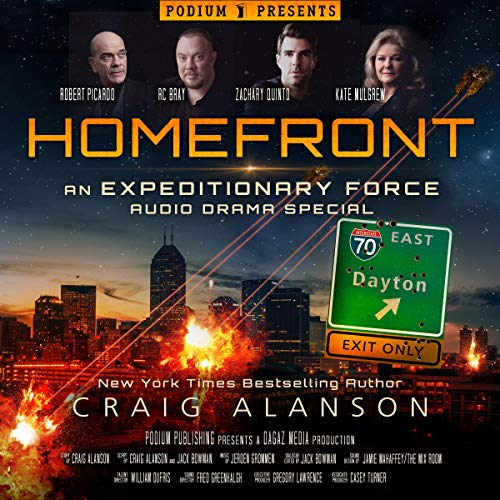 Homefront: An Expeditionary Forc...