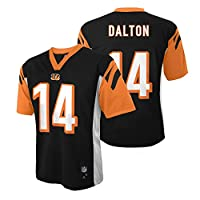 NFL Cincinnati Bengals Boys Player Fashion Jersey