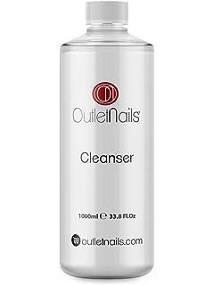Cleaner 1000ml con Fragancia Cereza para uñas de gel - Eliminar la capa pegajosa de uv