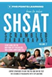 How to Solve SHSAT Scrambled Paragraphs (Volume 2): Study Guide for the New York City Specialized High School Admissions Test