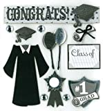 K&Company Graduation Day Grand Adhesions Stickers
