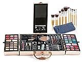 Vokai Makeup Kit Gift Set w/10 Piece Pro Signature Brush Set