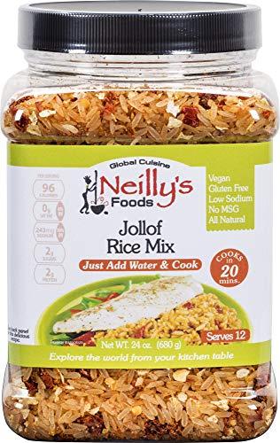 Jollof Rice Mix (24oz) by Neilly's