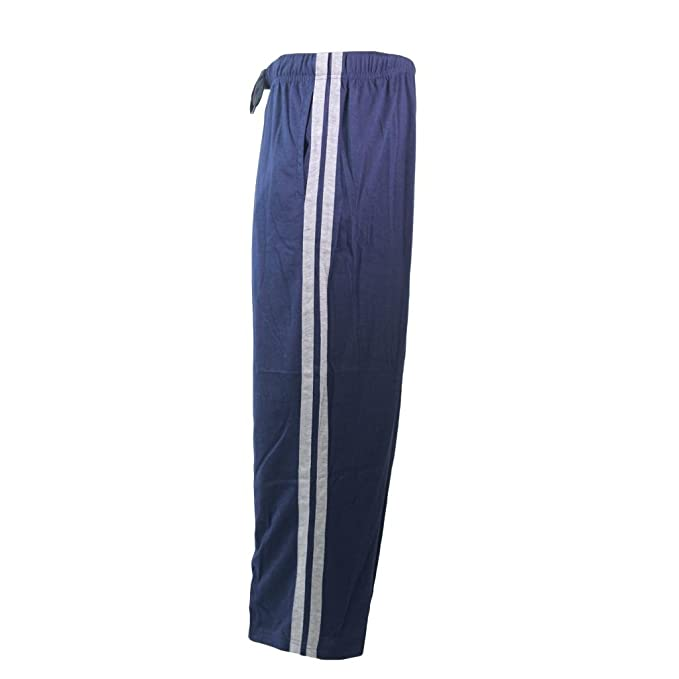 Para hombre diseño de rayas de mezcla de algodón Lounge pantalones de para hombre (desgaste