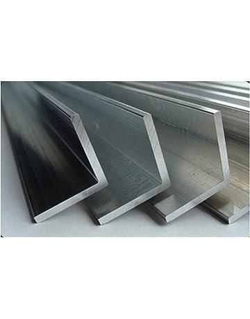 Aluminium Angle Alloy Profile L Section to 2,50 M