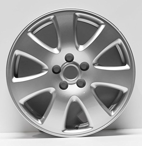 Jaguar X-Type 2004 2005 2006 2007 2008 17'' New Replacement Wheel Rim TN 59766 by Alloy Wheel Repair Specialists